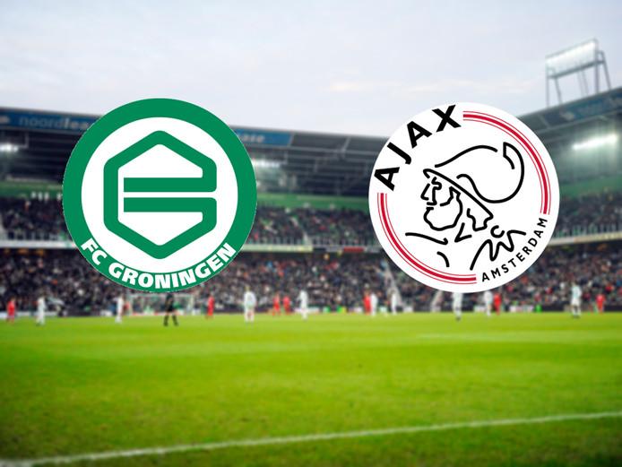 FC Groningen Ajax