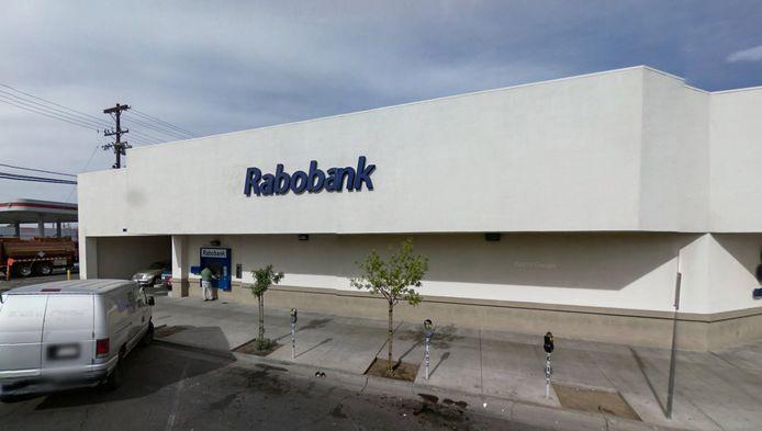 De Rabobank in Calexico.