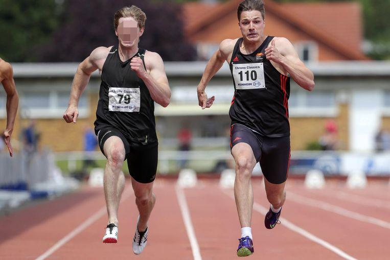 Roelf B. (links). Beeld BSR Agency/Imago Images/Beautiful Sports