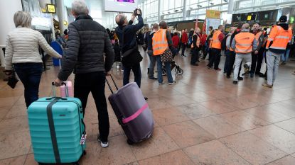 Staking Aviapartner kostte Brussels Airport 120.000 reizigers