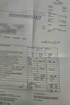 Ouderen slachtoffer van malafide slotenmaker: '1329 euro voor nieuw slot'