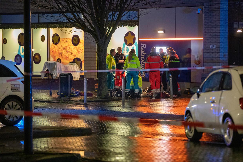 Een 64-jarige man uit Hoofddorp kwam om het leven bij het steekincident. Beeld ANP