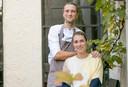 Guy De Jonghe en Tineke Maerevoet van restaurant Nova.
