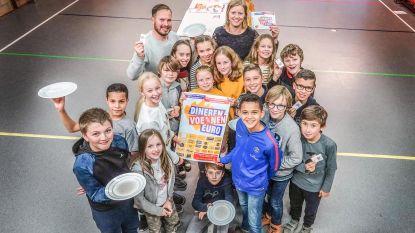 """Leerlingen school Sint-Theresia houden tombola: """"We steunen zo zieke leeftijdsgenoten"""""""