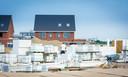 De prijs van nieuwbouwwoningen stijgt momenteel hard in Nederland.