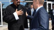Acteur Steven Seagal door Russen aangesteld als gezant om band tussen Rusland en de VS te verbeteren