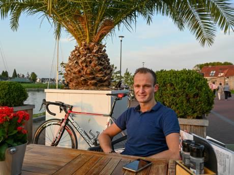 Pacemaker lost fysieke malaise Van Zijl niet op