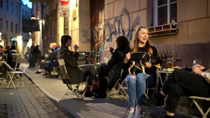 Baltische staten creëren als eersten 'reisbubbel' na versoepeling lockdown