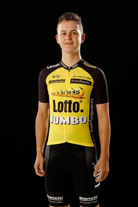 Antwan Tolhoek maakt debuut in Vuelta