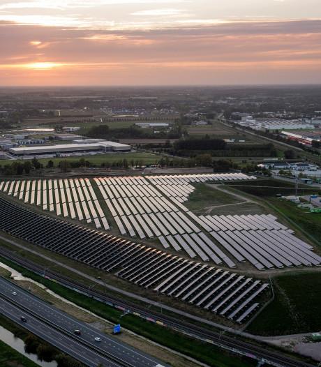 Plan voor drijvend zonnepark van 20 hectare bij recreatiegebied De Beldert