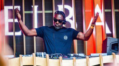 Topacteur Idris Elba smijt zich volledig op Tomorrowland