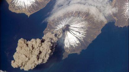 Vulkaan Etna schuift langzaam maar zeker naar Middellandse Zee