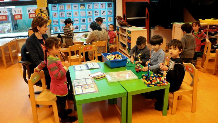 In Dordrecht is er wel een islamitische basisschool, maar met het opzetten van middelbare scholen wil het nog niet zo vlotten.