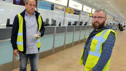 """""""Onduidelijk wat ons nu te wachten staat"""": personeel Swissport tast in het duister na aanvraag tot faillissement"""