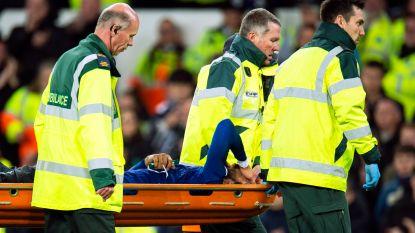 Van een opvallend snelle revalidatie gesproken: Everton-middenvelder André Gomes amper vier maanden na horrorblessure opnieuw speelklaar