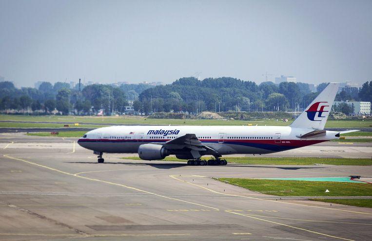 Vanmiddag vertrok vanop Schiphol opnieuw een vlucht met nummer MH17 naar Kuala Lumpur.