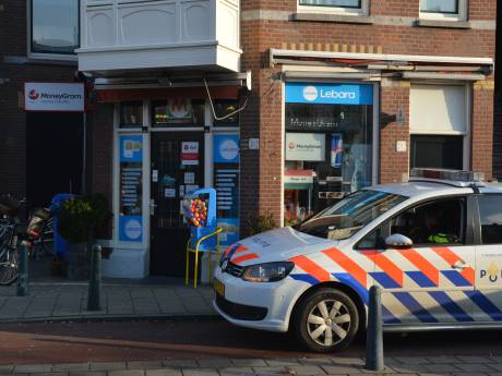 Duo in joggingbroek overvalt supermarkt aan Valkenboslaan