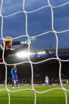 Leicester kan swingend ManCity niet verrassen