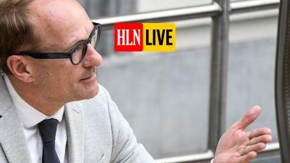 HLN LIVE. Ben Weyts onder vuur voor communicatie over de heropstart van het onderwijs