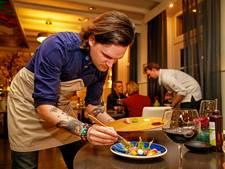 Een 8,0 voor restaurant Lef uit Helvoirt: culinaire lefgozers verwennen hun gasten
