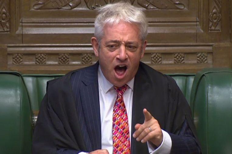 Voorzitter John Bercow verklaarde het Lagerhuis kort na 12.30 uur Belgische tijd voor geopend, daags nadat het Hooggerechtshof de schorsing van het parlement door premier Boris Johnson als onwetttig heeft bestempeld.