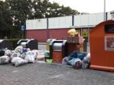 Overlast van afval in Enschede blijft groot
