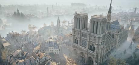 'Ontwerp van spel Assassin's Creed kan helpen bij wederopbouw Notre-Dame'