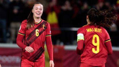 6-0! Red Flames verpletteren Litouwen, De Caigny scoort liefst vijf keer