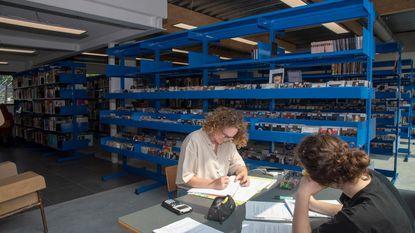 Nieuwbouw maakt bibliotheek 300 vierkante meter groter