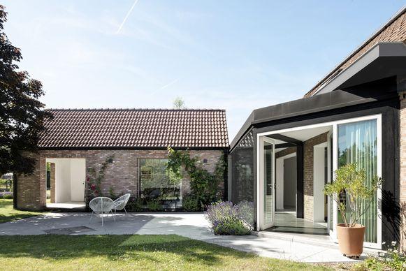 Renovatie door Zoom-architecten in Heusden.