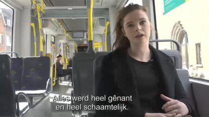 """Gentse studente met beperking vernederd op tram omdat ze 'speciale stoel' innam: """"Ze noemen mij een profiteur"""""""