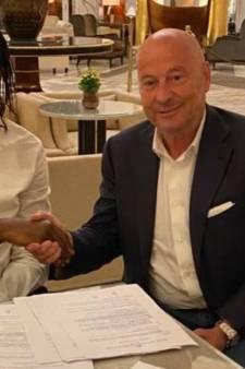 Mbokani a fait son choix: une saison supplémentaire à l'Antwerp