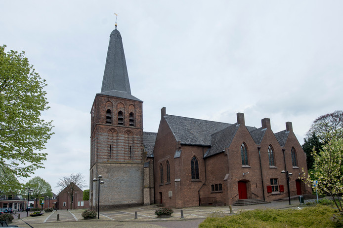 De Oude- of Pancratiuskerk in Brummen.