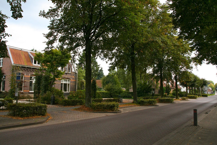 De Julianastraat.
