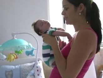 """Mama van Zika-baby: """"Het was de ergste dag van mijn leven"""""""
