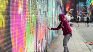 Berchem ademt streetart: meer dan 100 graffitiartiesten op 'Meeting of Styles'