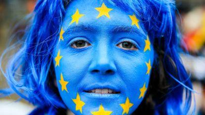 Geen 'belxit' in zicht: Vlamingen blijven grote voorstanders van EU