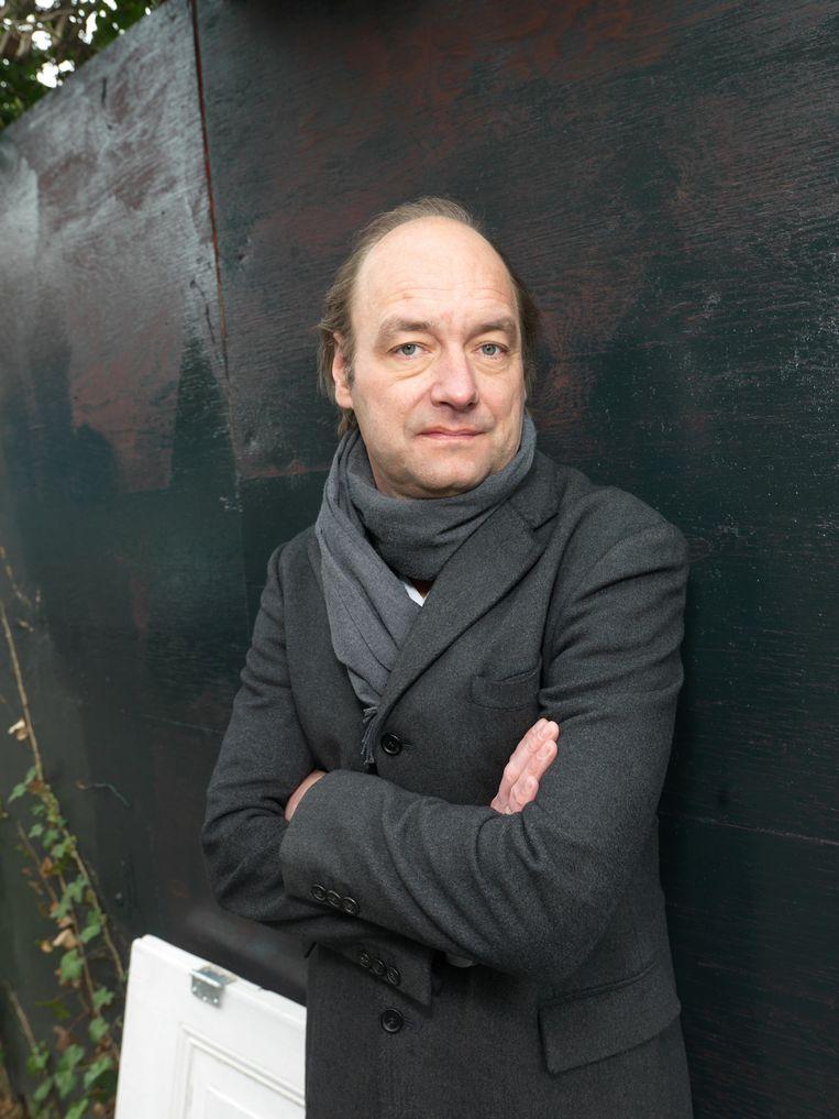 Dirigent Jan-Willem de Vriend Beeld Ivo van der Bent