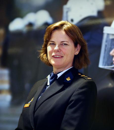 Wordt zij de nieuwe politiechef van Rotterdam?