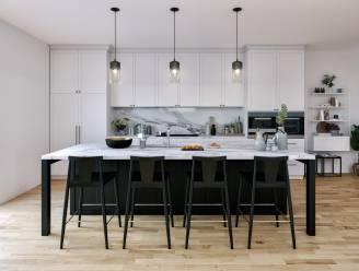 Open, slim en donker: zo ziet de keuken van 2021 eruit