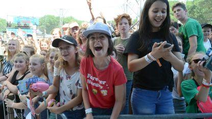 25.000 kinderen op Pennenzakkenrock