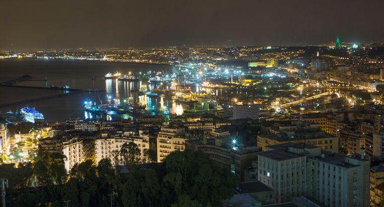 De Algerijnse hoofdstad Algiers. Beeld Hollandse Hoogte / Ton Koene