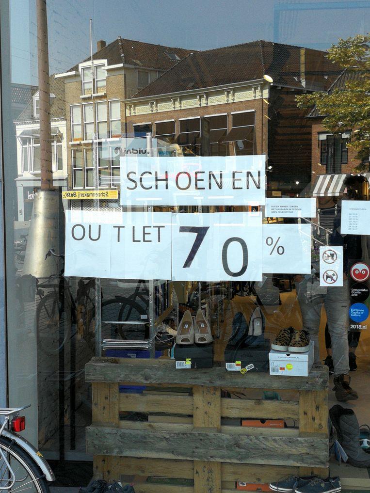 Leeuwarden. Beeld Wytze Hoogslag