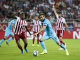 Olympiakos speelt gelijk tegen Tottenham Hotspur
