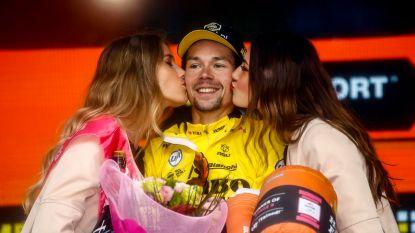 Roglic doet elf tellen beter dan Campenaerts en deelt mokerslag uit aan de concurrentie, Conti redt het roze