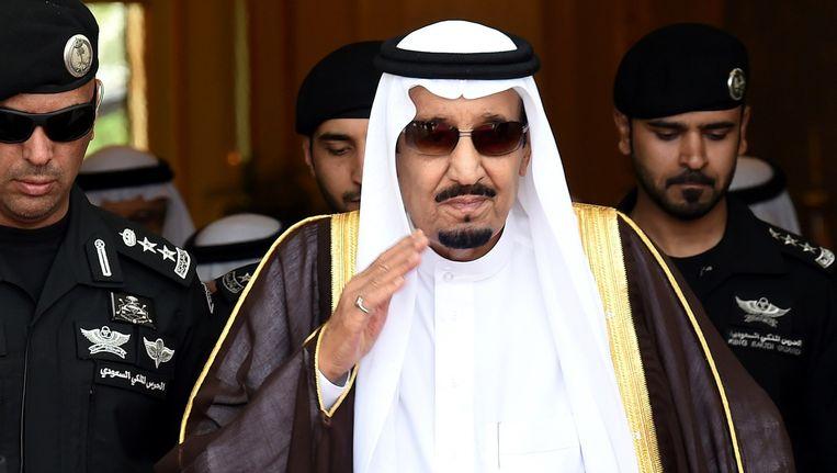 Salman bin Abdulaziz. Beeld afp