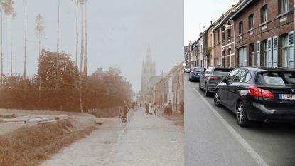 VROEGER EN NU: Van Langenhovestraat totaal veranderd