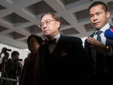 Oud-leider Hongkong moet 20 maanden cel in wegens corruptie