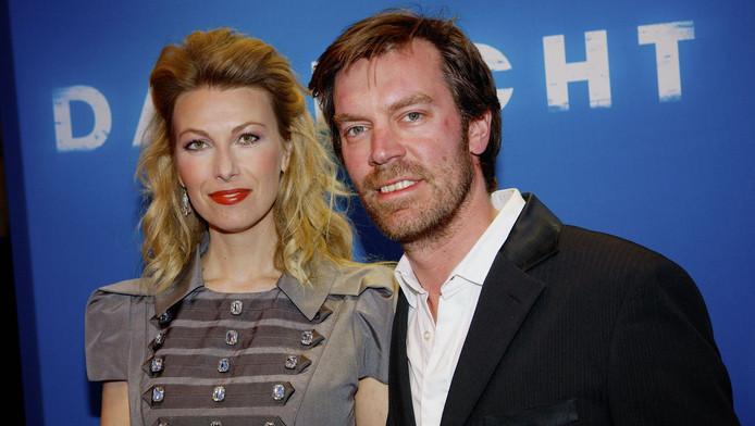 Susan Smit en Peter Veldhoven.