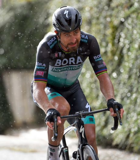 Première victoire de l'année pour Sagan, auteur d'un grand numéro sur les routes du Giro